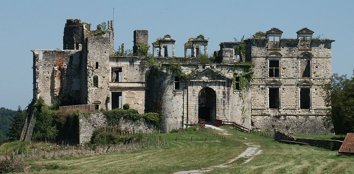 Château de Bidache